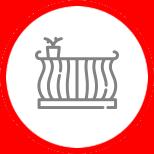 Terraces / Balconies / Podiums / Water Tanks